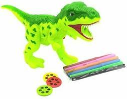 2 in 1 dinosaur projector educational learning