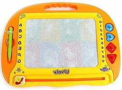 Educational Toys For 3 Year Olds Kids Learning Drawing Board