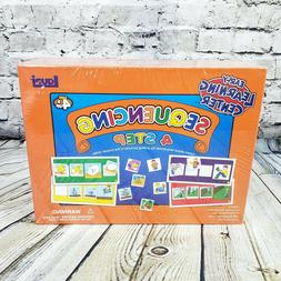 PlayMonster Lauri Educational Phonics Kits - 4-Step Sequenci