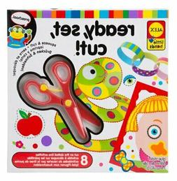 alex discover ready set cut kids art