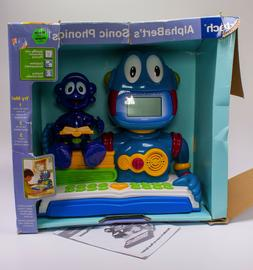 Vtech AlphaBerts Sonic Phonics Electronic Learning Game Toy