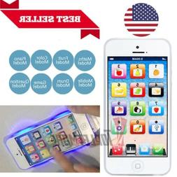 Baby iPhone Toddler Educational Toys 1 2 Year Old Tablet Lea
