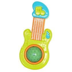 Baby Musical Learning Toy Electronic Guitar Toys for 1 2 3 Y