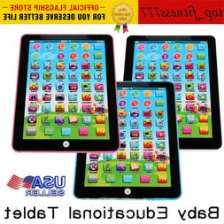 Baby Tablet Educational Toys Girls Toy For 1-6 Year Old Todd