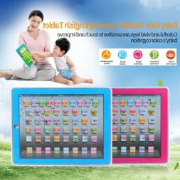 Baby Tablet Educational Toys Girls Toy For 1 2 Year Old Todd