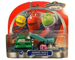 Learning Curve Chuggington Die-Cast Irving's Rubbish & Recyc