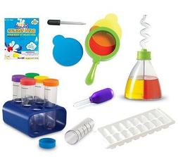 Color Mixing Experiment Set - Learning Toy - Science Lab Dis