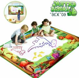 creative educational toys drawing mat for kids