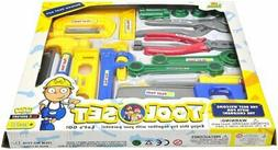 Little Treasures Deluxe Tool Set Laugh and Learn Kid's Fixer