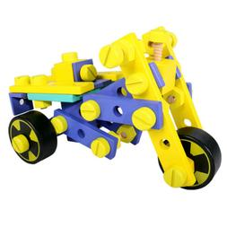DIY Assembly Car Engineering STEM Learning Toy for 3 - 10 Ye