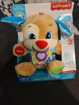 Fisher-Price FDF21 Laugh & Learn Smart Stages Toy Puppy