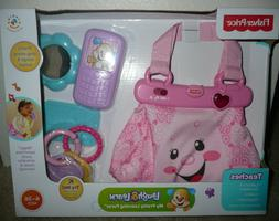 Fisher-Price Laugh & Learn My Pretty Learning Purse  age 6-3