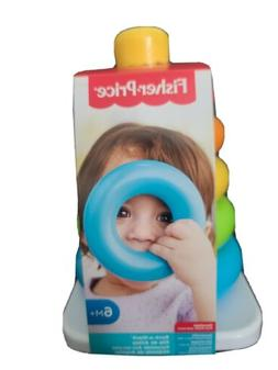 Fisher-Price Rock - A - Stack Infant Toddler Learning Toy