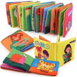 Intelligence development Cloth Bed Cognize Book Educational