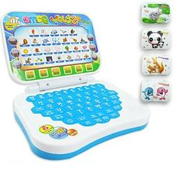 Kids Boys Educational Tablet Learning Toys PC Laptop Gift fo