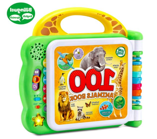LeapFrog Bilingual Learning Words Book