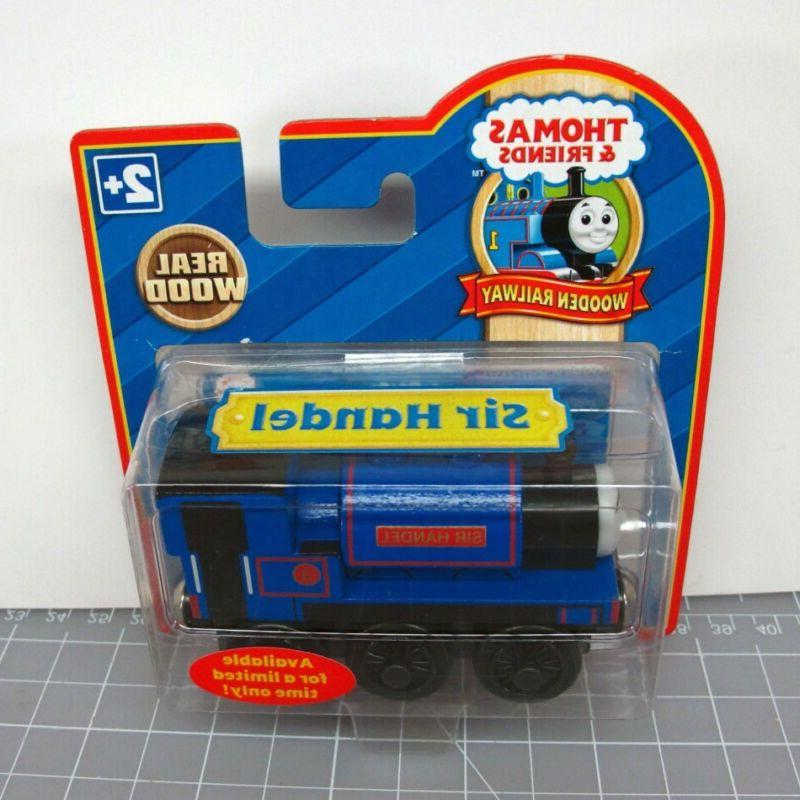 2007 thomas and friends wooden railway sir