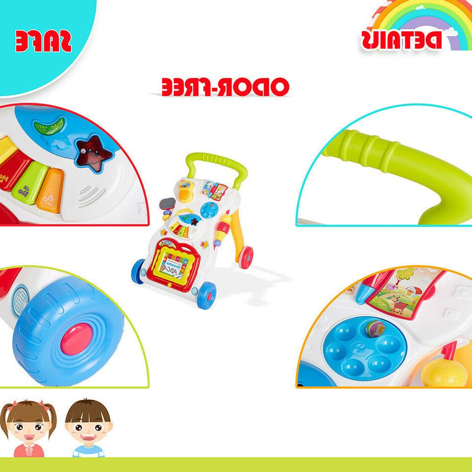 3-in-1 Toy Baby to Interactive Baby Push Pull Toys