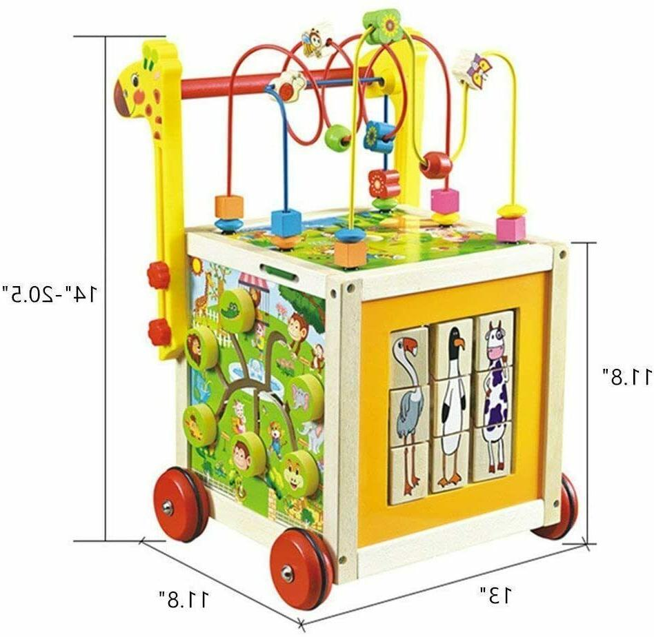 7 in Toys Toy Cube