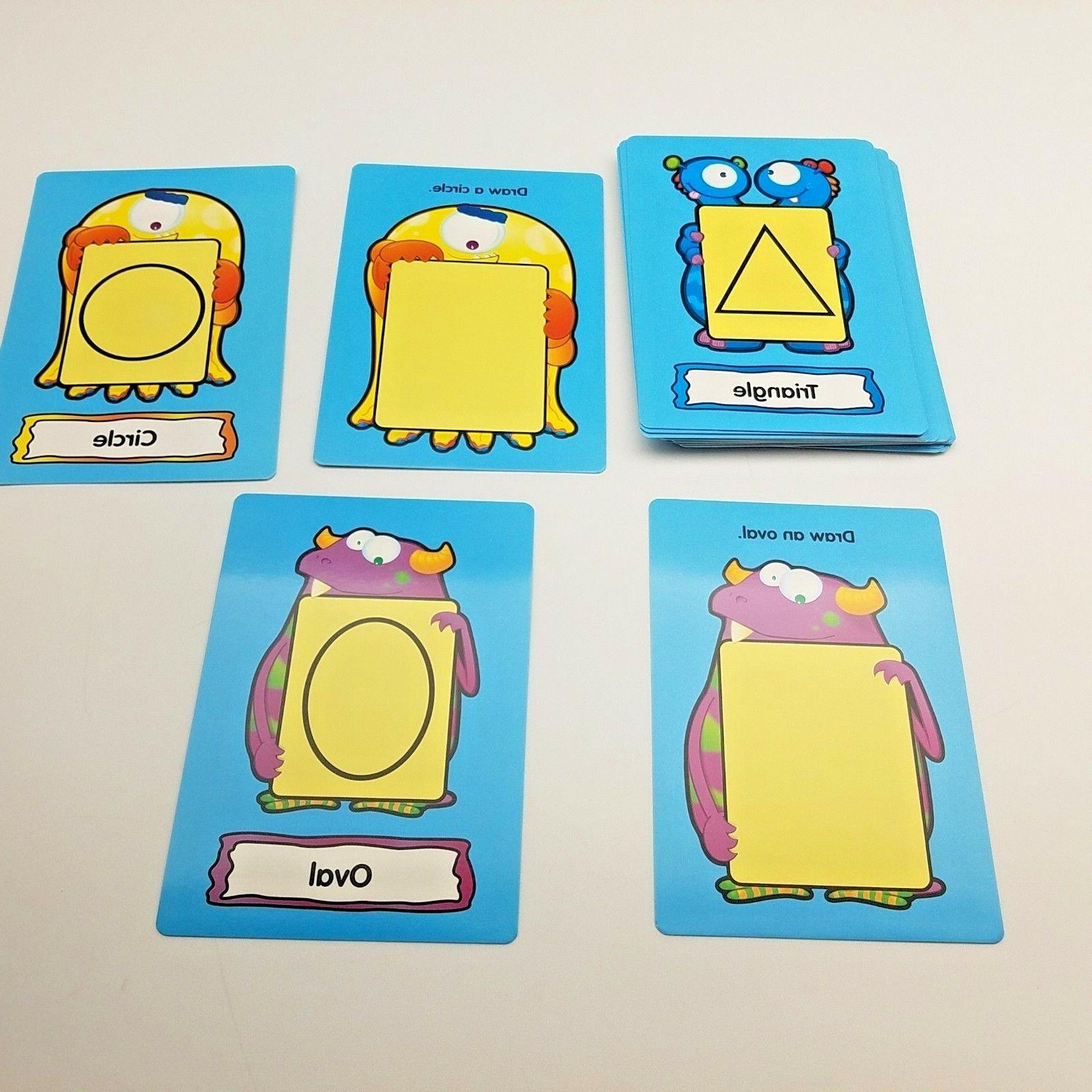 Crayola Cards - Colors Shapes Bundle for NEW