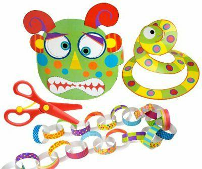 Alex Discover Ready, Cut Kids Craft Activity