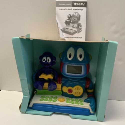 Vtech AlphaBerts Electronic Learning NEW IN
