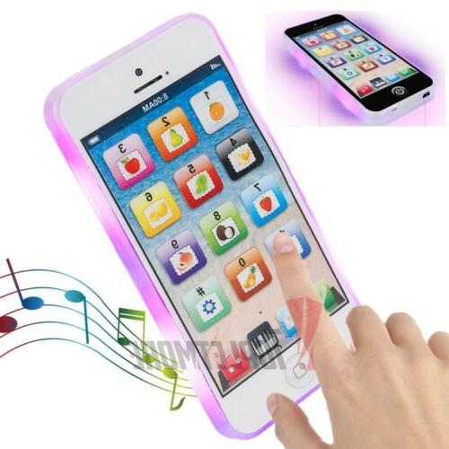 Baby iPhone Toys 1 2 Old Tablet Voice