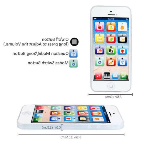 Baby iPhone Toys Old Tablet Learning Voice