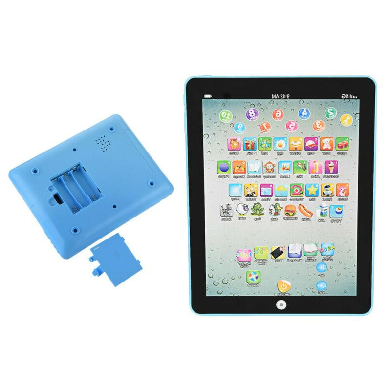 Kids Children Tablet IPAD Educational Learning Toys Gift For