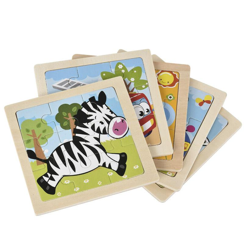 Baby Wooden Educational