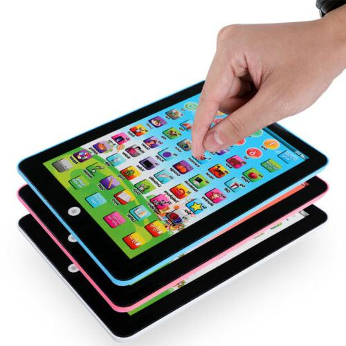 baby tablet educational game toy english childhood