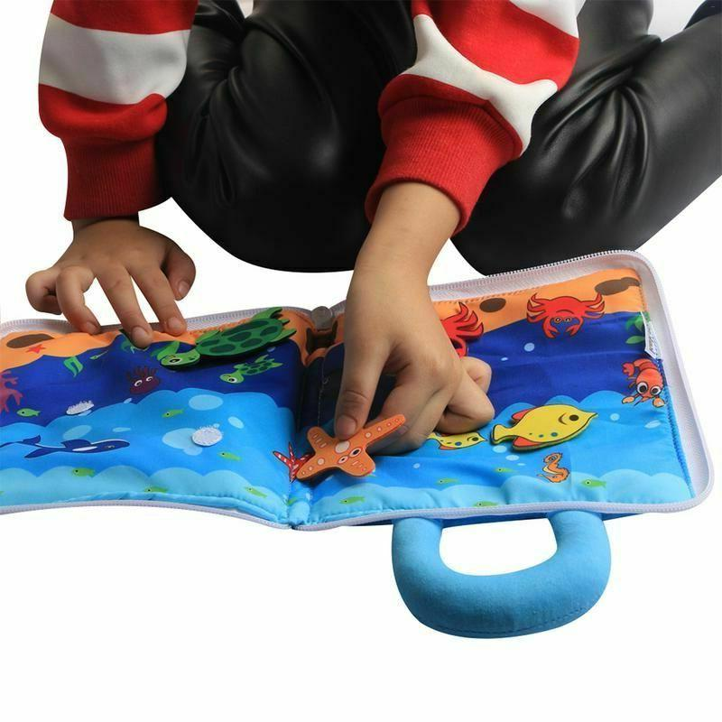 children s early education cloth books toys