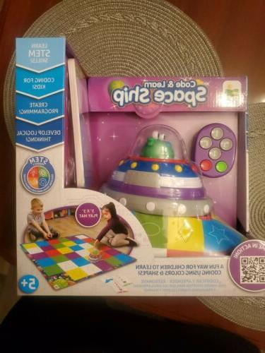 code and learn space ship coding using