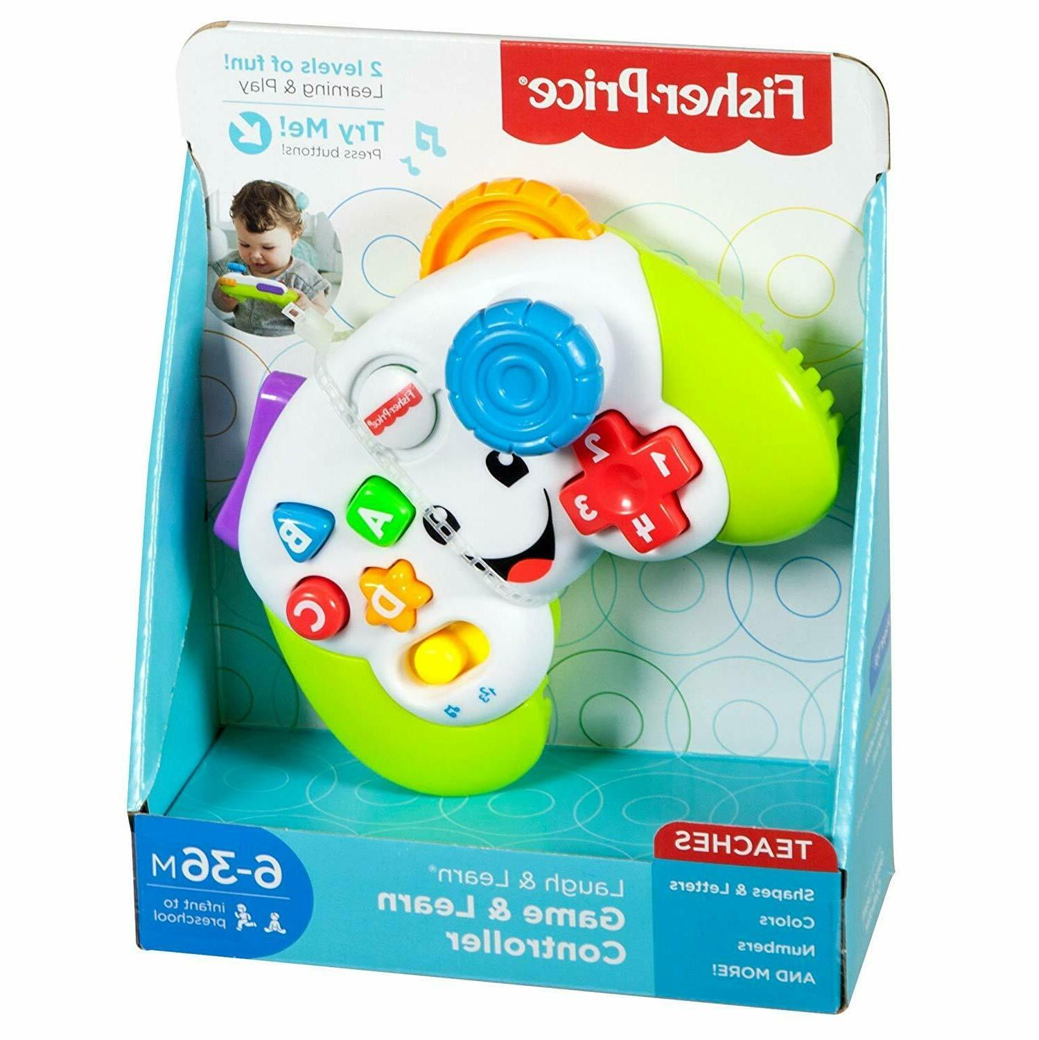 control game for toy game controller many activities