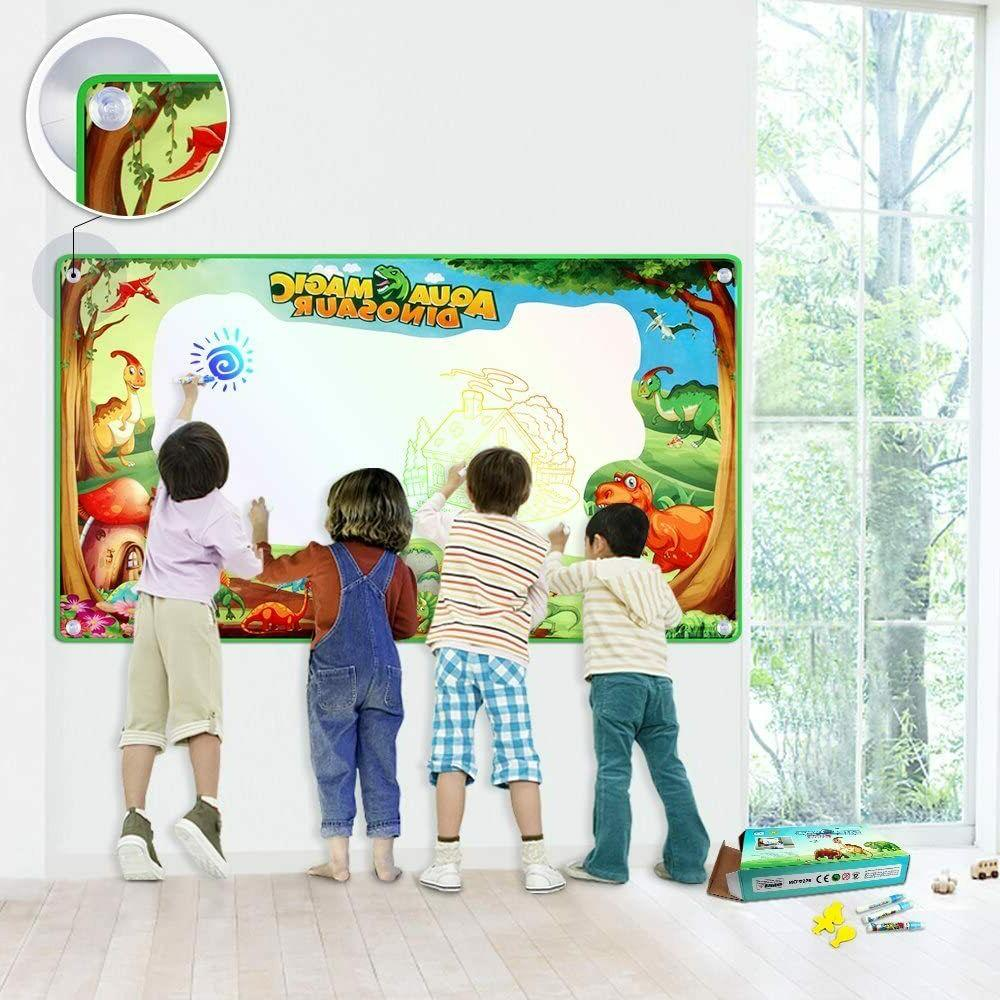 Creative Drawing Mat for 3 to 8 Years Old