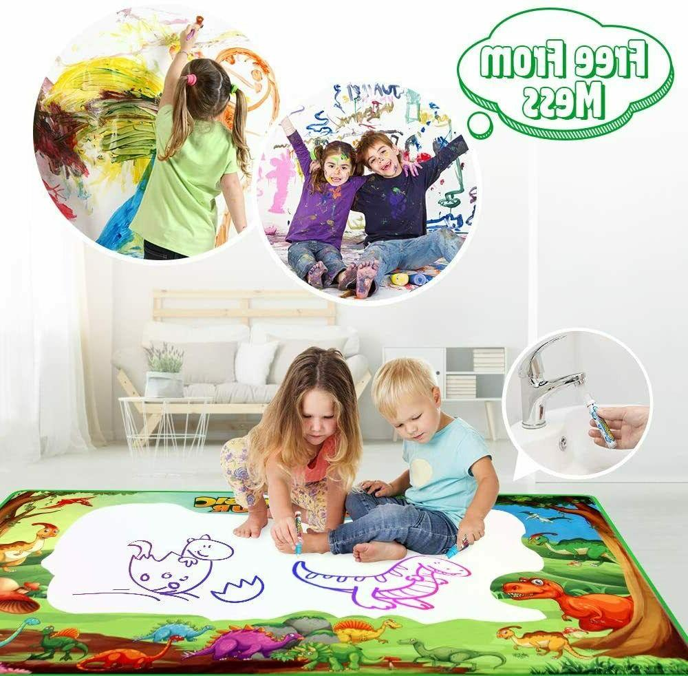 Creative Educational Drawing Mat 3 Years Old