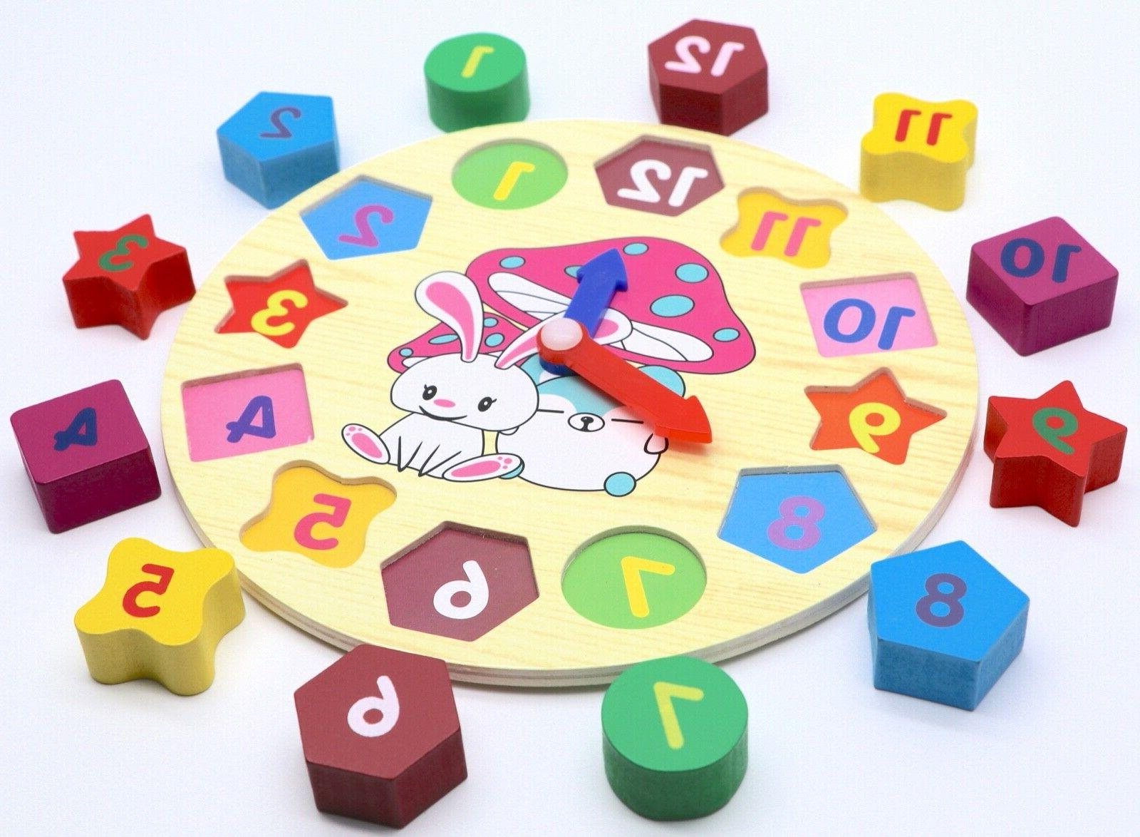 Puzzle Toy Baby