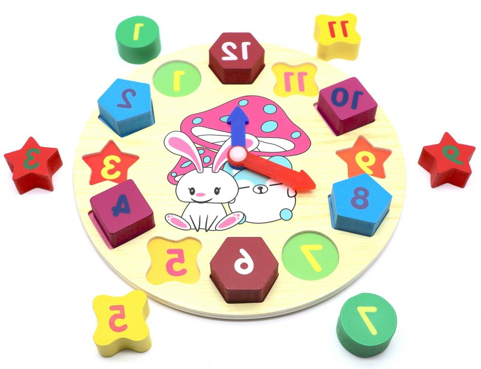 Educational Sorting Puzzle Toy for Baby