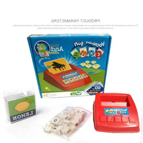 Educational Learning Toys Matching Game Gift