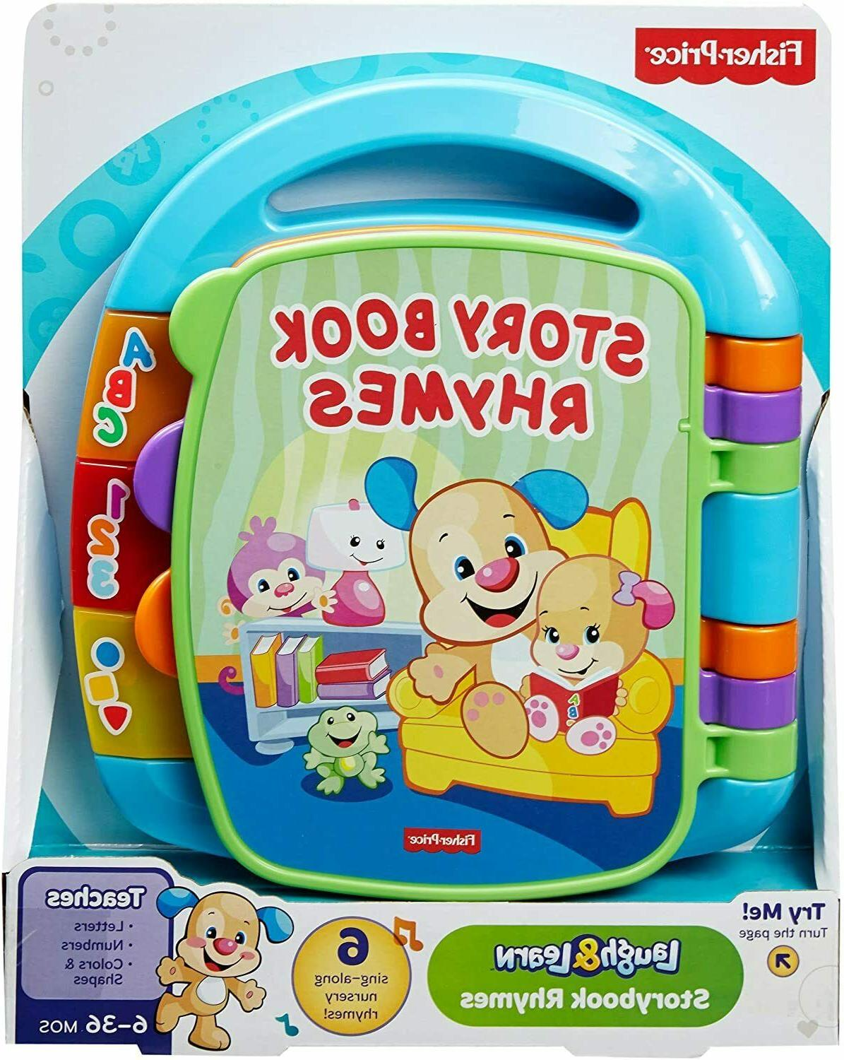 Educational Toys For Months 2 3 year Old Toddler Storybook