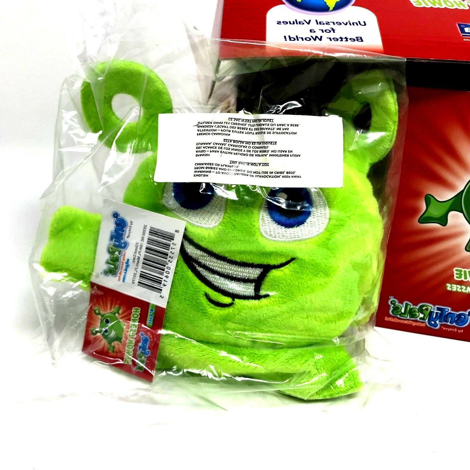 Entypals Plush & Learning Board Book HOWIE New
