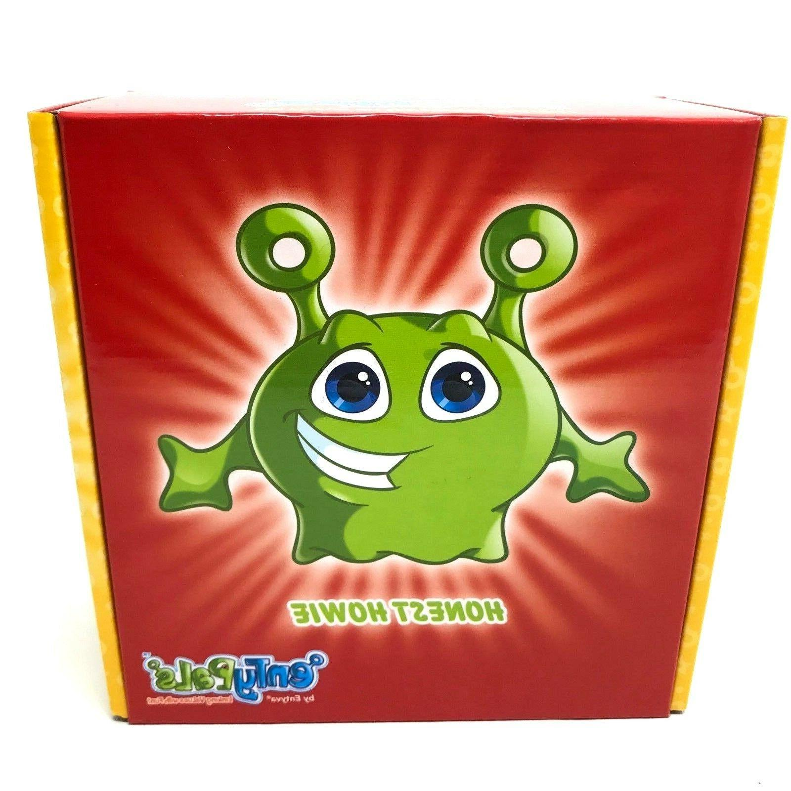 entypals educational plush and learning board book