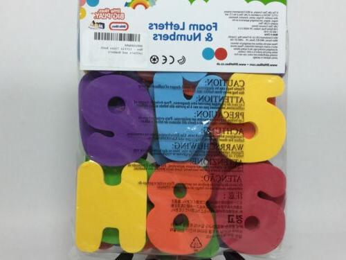 Little Tikes & Numbers Time A B C Bath
