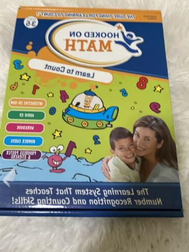 hooked on math ages 3 5 learn