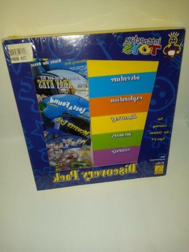 interactive toys discovery pack pc mac 5