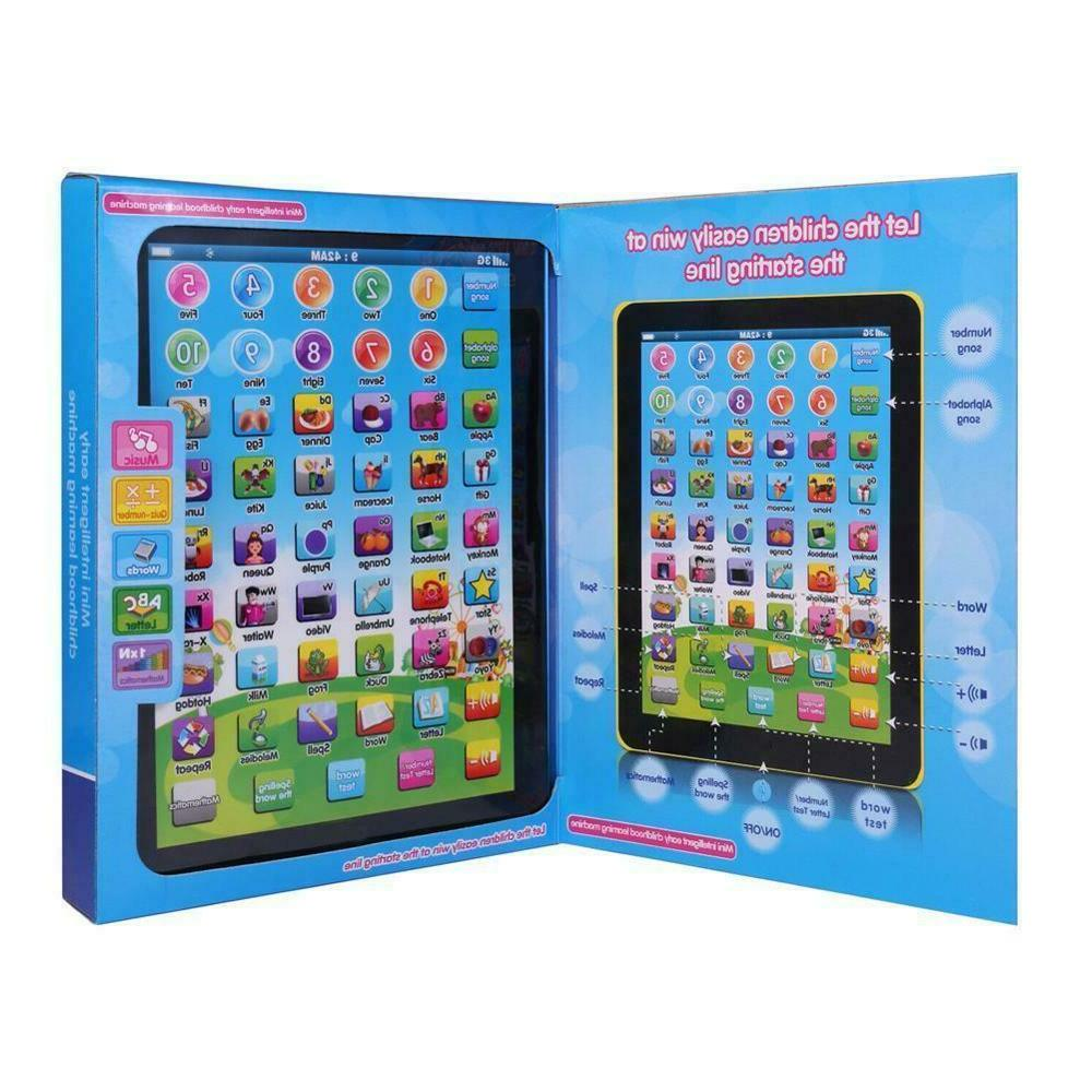 Kid Boys Learning Pad for Children