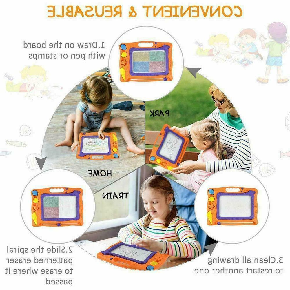 Kids 3-8 Years Old Boys Learning Toys Educational A2X1