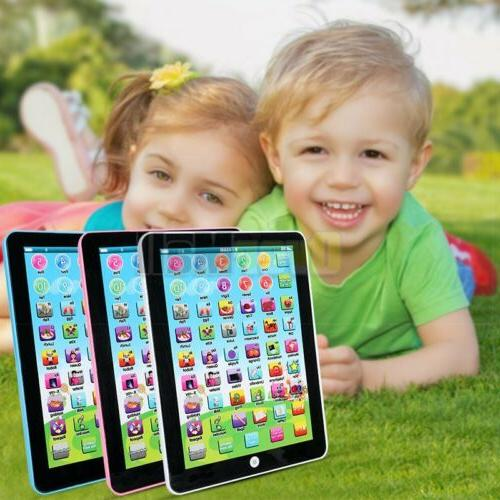 Kids TABLET PAD Educational Gift For Girls Baby