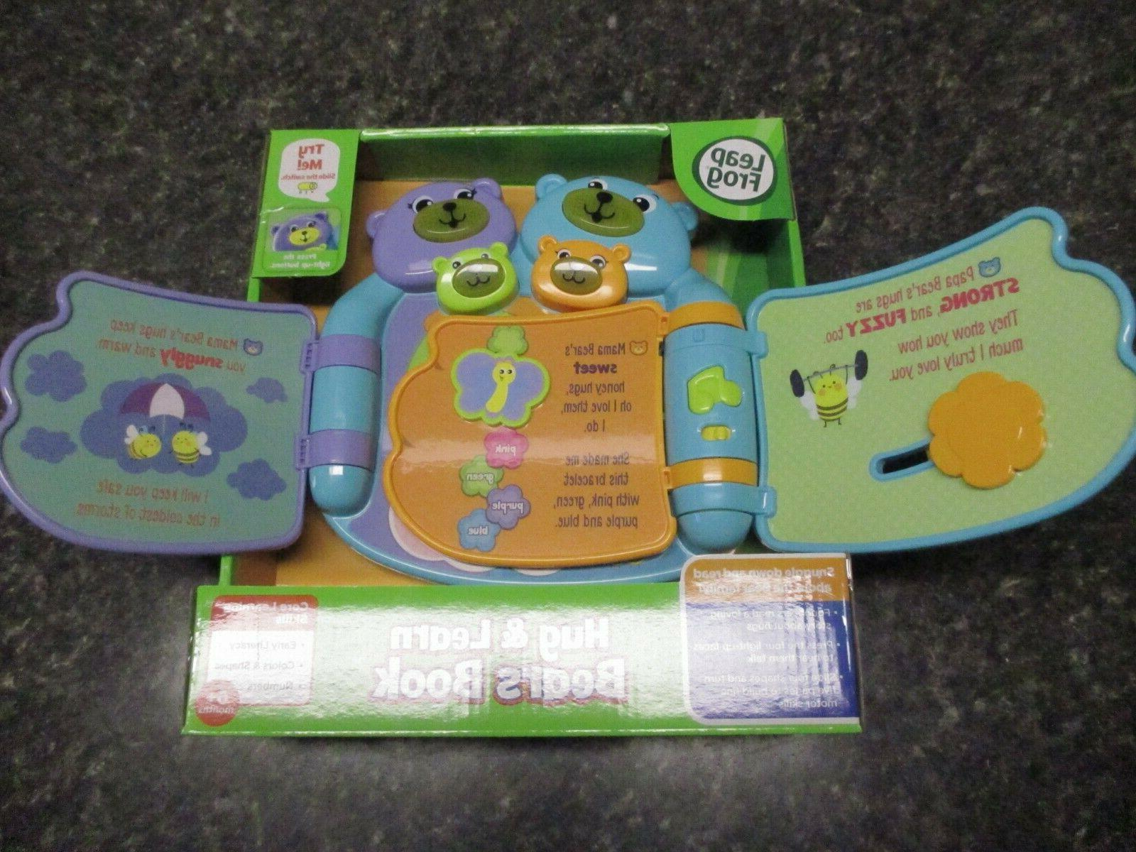 Leap Frog & Learn Book 6+ 80-600400