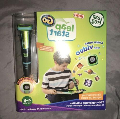 leapstart go system educational learning toy new